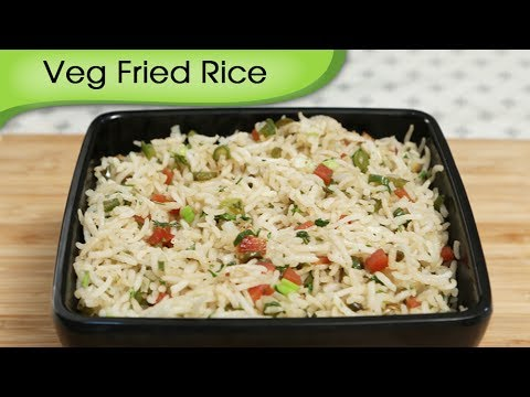 veg - Share on Facebook - http://goo.gl/v5d5mc Tweet about this - http://goo.gl/79dMHm Fried Rice is one the most favorite and popular chinese recipes, many Rajshr...