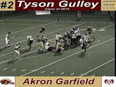 Prince Tyson-Gulley 2008 High School Highlights video.