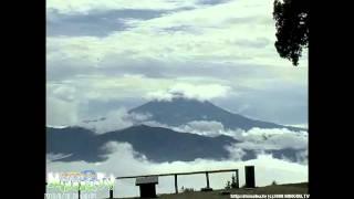 富士山ライブカメラ七面山山頂カメラ20100616 0620HDiMovie