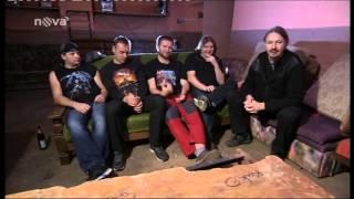 Video Kapela Alžběta v TV Nova - Magazín Víkend 3.11.2015