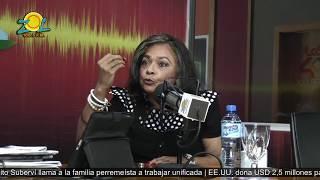 Dra. Cristina Aguiar comenta sobre el tema de la reelección desde el punto de vista constitucional