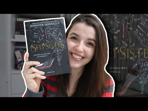 STEPSISTER de Jennifer Donnelly | Indo além da irmã feia!