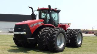 4. Case IH Steiger Tractors - Tracks and Four Wheel Drive - Farm Equipment