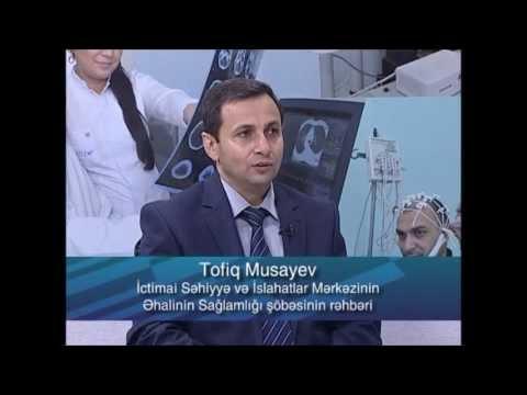İctimai Səhiyyə və İslahatlar Mərkəzi Mediada (ITV Tam versiya)