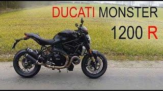 7. Ducati Monster 1200R Review