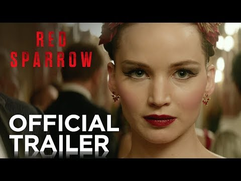 Full Trailer for Spy Thriller Red Sparrow Starring Jennifer