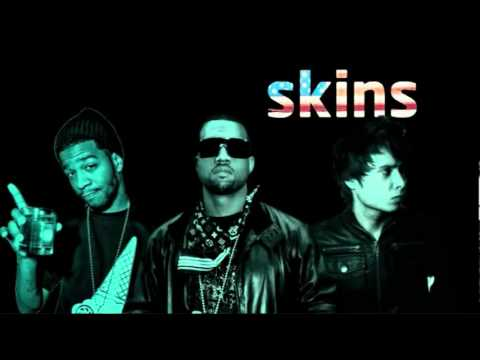 3D Friends - _Lina Magic_ Remix ft. Kanye West, Kid Cudi [US _Skins_ MTV Theme Song Remix].flv