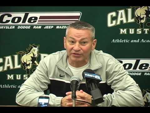 Cal Poly Men's Basketball Head Coach Joe Callero