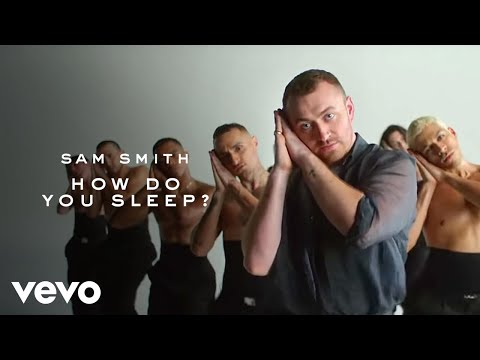"Sam Smith divulga clipe dançante de ""How do You Sleep"""