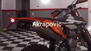 8. KTM EXC-F 250 Akrapovic + BONUS