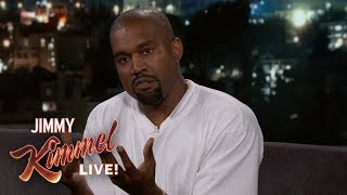 Video Jimmy Kimmel's Full Interview with Kanye West MP3, 3GP, MP4, WEBM, AVI, FLV Agustus 2018