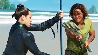Young Aquaman and Vulko Training Scene | Aquaman