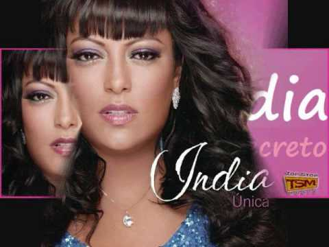 Tekst piosenki India Martínez - Amor Secreto po polsku