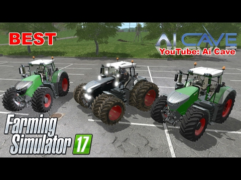 FENDT 1000 VARIO BY STEP33 V1.4