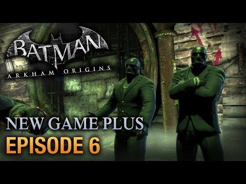 Batman: Arkham Origins - Walkthrough - Episode 6: The Sewers [PC 1080p]