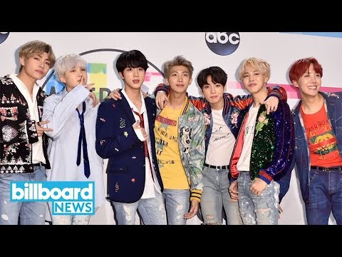 BTS' New Full-Length Album 'Love Yourself: Tear' Arriving in May | Billboard News