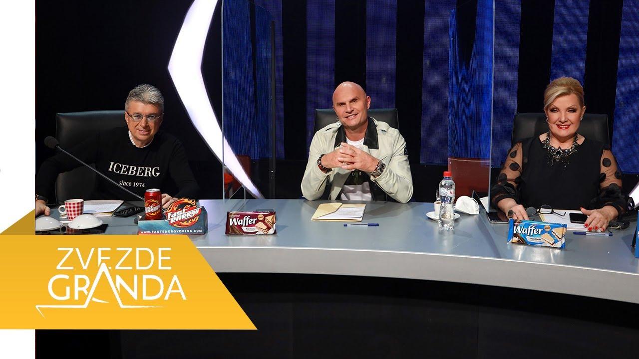 ZVEZDE GRANDA 2021 – cela 59. emisija (20. 03.) – pedeset deveta epizoda – snimak