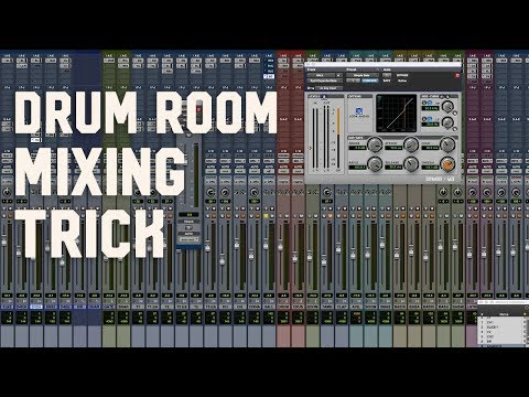 Metal Drum Mixing Trick for Bigger Room Sounds