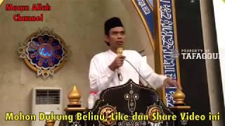 Video Kocak Banget !! Tanya Jawab 'Kafir dengar Ceramah' Ustadz Abdul Somad Lc MA MP3, 3GP, MP4, WEBM, AVI, FLV Juli 2019