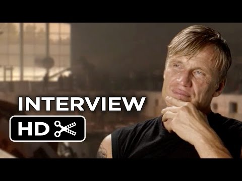 The Expendables 3 Interview - Dolph Lundgren (2014) - Ensemble Action Movie HD