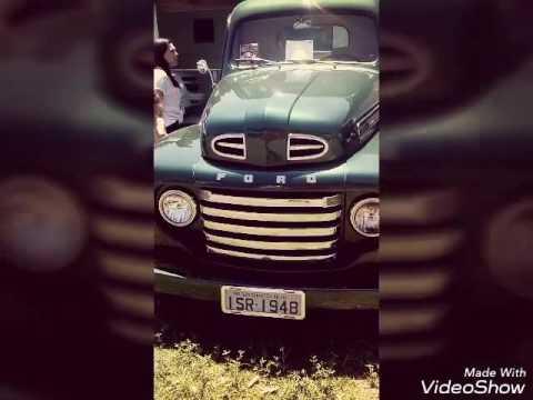 encontro carros antigos em araricá RS