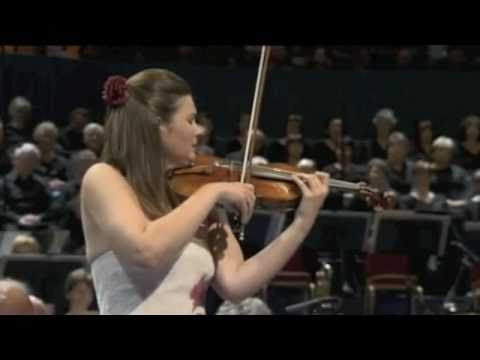 64 - A phenomenal performance by Janine Jansen of the entire Mendelssohn Violin Concerto with the BBC Symphony Orchestra (at the BBC Proms). *P.S.* The written co...