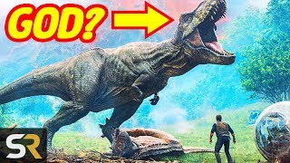 Video 10 Jurassic Park Fan Theories So Crazy They Might Be True MP3, 3GP, MP4, WEBM, AVI, FLV September 2018