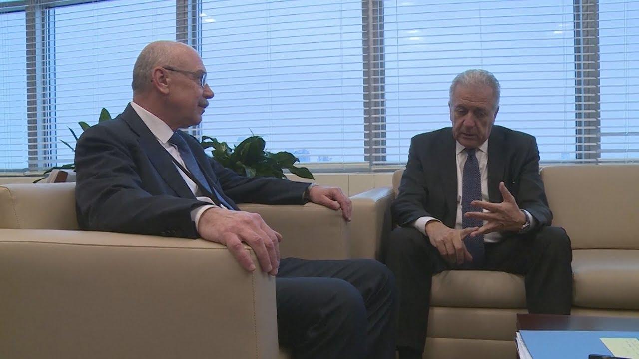Υψηλού επιπέδου συναντήσεις Αβραμόπουλου με την ηγεσία του ΟΗΕ στη Νέα Υόρκη