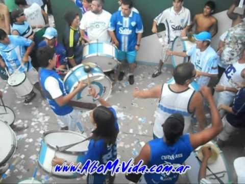 Previa cn vs. Gimnasia y Tiro 12/02/12 - La Dale Albo - Gimnasia y Tiro