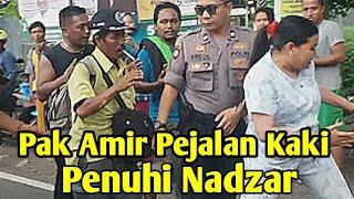 Video Luar biasa Pak Amir Jalan Kaki Medan Ke Banyuwangi MP3, 3GP, MP4, WEBM, AVI, FLV Januari 2019