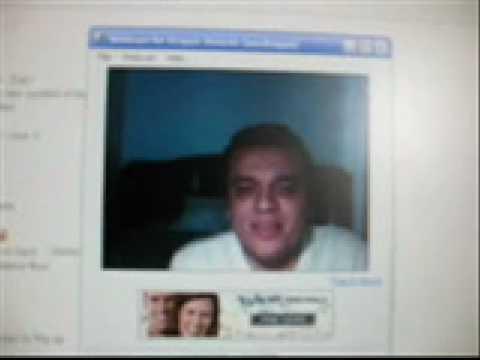 Dans Webcam dance