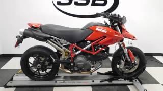 4. 2011 Ducati Hyper Motard 796 Red - used motorcycle for sale - Eden Prairie, MN