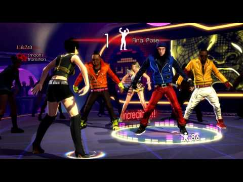 The Black Eyed Peas Experience – Gameplay trailer, October 2011 [UK]