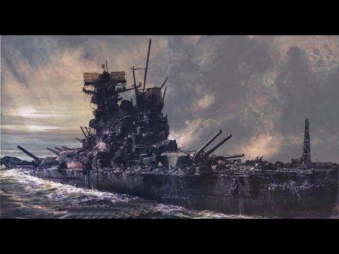 """Mis videos: """"Batalla del Golfo de Leyte (1944). El final de una era."""""""