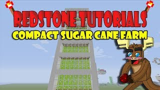 "Sugar Cane Farm ""Tutorial"" (Minecraft Xbox/Ps3)"