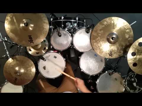 De Gloria En Gloria - Marco Barrientos Drum Cover By Juan Sebastian Cuentas