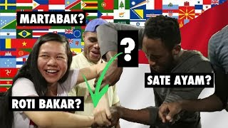 Video FOREIGNERS TRY INDONESIAN STREET FOOD (PART 2) MP3, 3GP, MP4, WEBM, AVI, FLV September 2018
