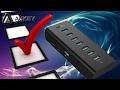 HUB USB QUI RECHARGE VOTRE TELEPHONE RAPIDEMENT