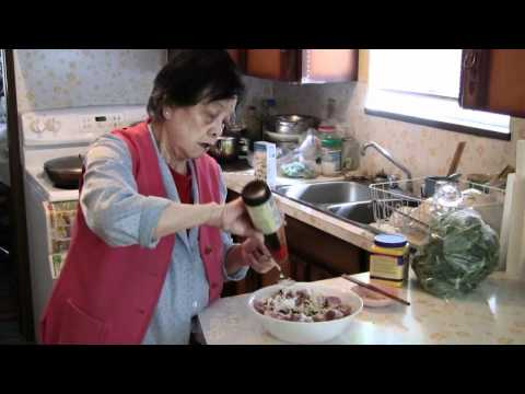 Authentic Chinese Food: Steamed Pork Spare Ribs – Homemade