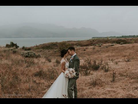 T&K Wedding Film | Sanctuary Gardens Wedding + Tantalus Winery Vineyard Reception