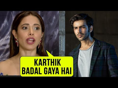 Nushrat Bharucha On How Her Co-Star Kartik Aaryan