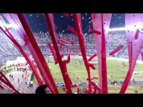 Video - Señores yo soy del gallinero - Los Borrachos del Tablón - River Plate - Argentina