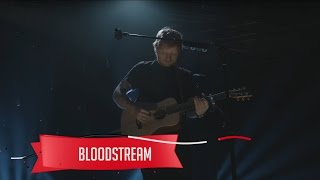 Ed Sheeran - Bloodstream (Live on the Honda Stage at the iHeartRadio Theater NY)