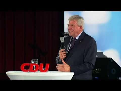 Countdown zur Hessenwahl: Volker Bouffier warnt vor L ...