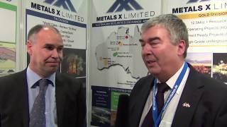 Interview mit dem australischen Goldproduzenten MetalsX (Engl.)