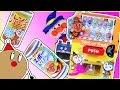 アンパンマン ジュースはんばいき めばえ ふろく 10月号 ハロウィン お菓子 自動販売機 おもちゃ Anpanman Halloween Vending Machine Toy