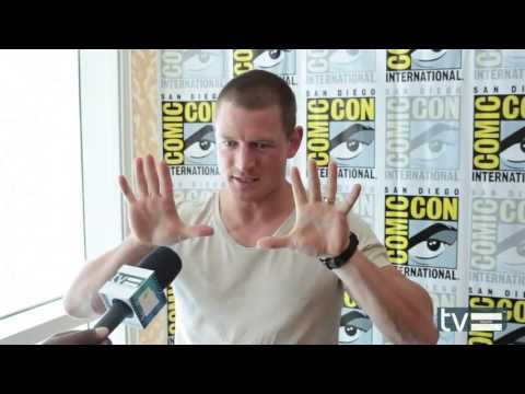 Strike Back Season 3: Philip Winchester Interview