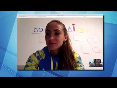 Рівнянка Ольга Земляк розповіла про враження від того, що увійшла до фіналу Олімпійських Ігор [ВІДЕО]