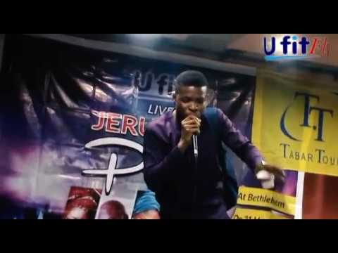 Woli Agba Live Performance At Bethlehem During Ufitfly Jerusalem Mega Praise