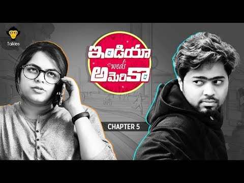 India Weds America - Chapter #5 || New Rom-Com Web Series | DJ Talkies